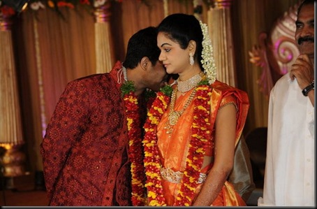 1Allu Arjun Sneha Reddy wedding reception pictures
