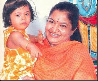Singer KS Chitra's little daughter Nandana dead in dubai