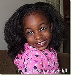 Amareah - hair out 02-2010