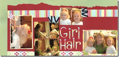 CKC09 - Girl Hair