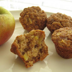 Apple-Oatmeal Cookies