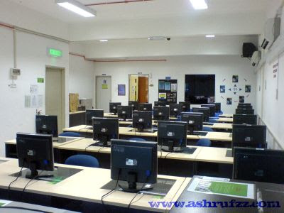 UTHM FPT Computer Lab
