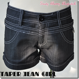 taper jean girl 1