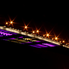 @kolkata by Samrat Sam - Buildings & Architecture Bridges & Suspended Structures ( lights, night, bridge )