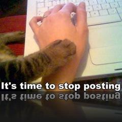 posting lol