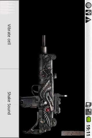 【免費娛樂App】烏茲機槍-APP點子