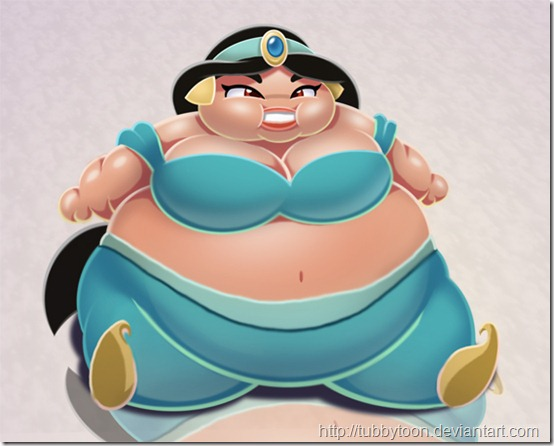 princesas gordas (1)