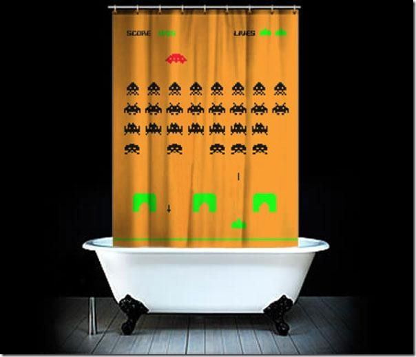 cortinas de baño divertidas (14)