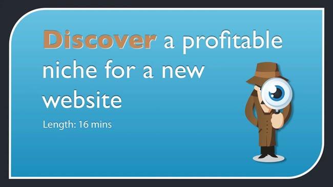 Discover a profitable niche