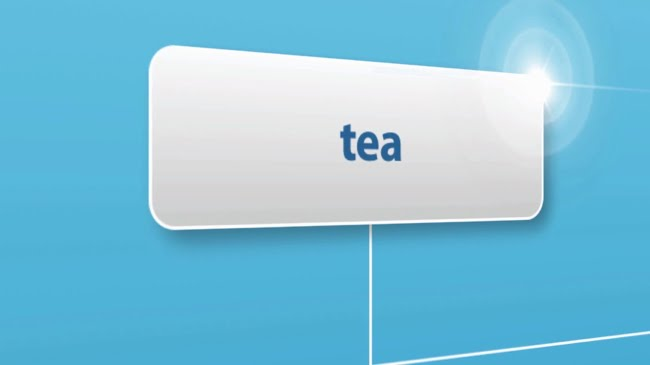 Home page targets the big tea market