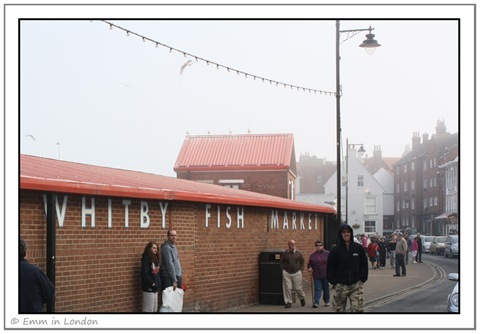 Whitby Fish Market