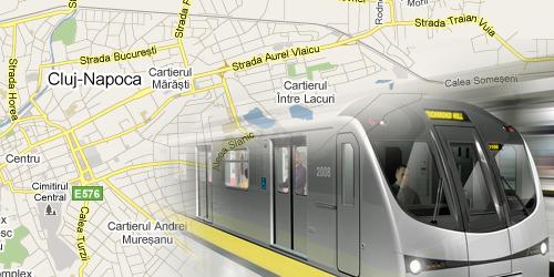 Cluj Subway