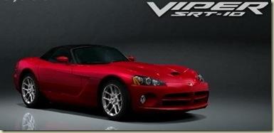 Dodge Viper GTR