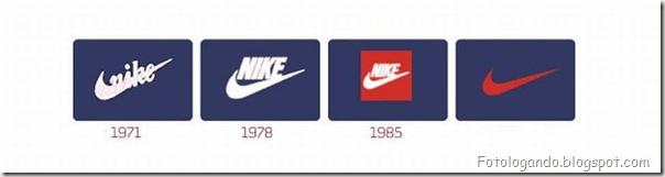 Mudanças de Logotipos ao longo do tempo (24)