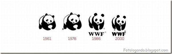 Mudanças de Logotipos ao longo do tempo (22)