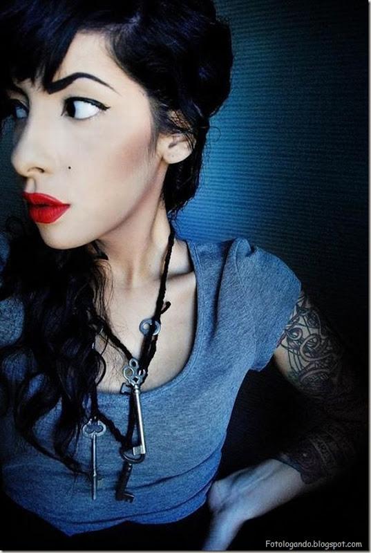 Compilação de meninas com tatuagens (29)