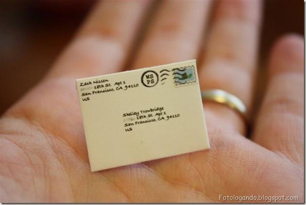 Serviço postal de mini cartas (2)