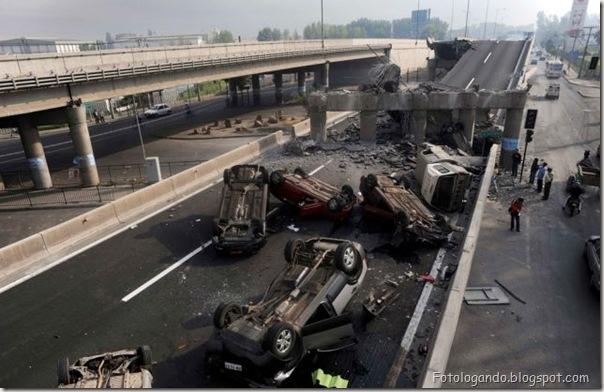 Fotos do Devastador terremoto no Chile (25)