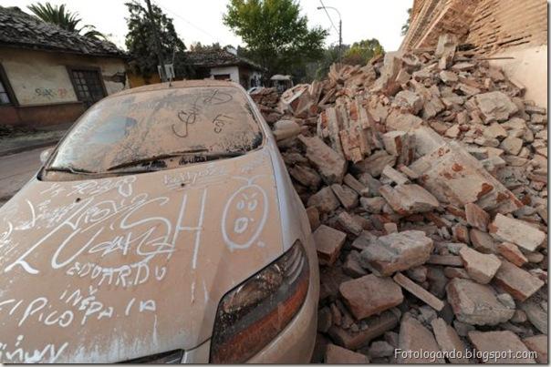 Fotos do Devastador terremoto no Chile (27)