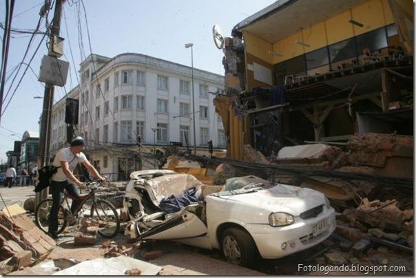 Fotos do Devastador terremoto no Chile (13)