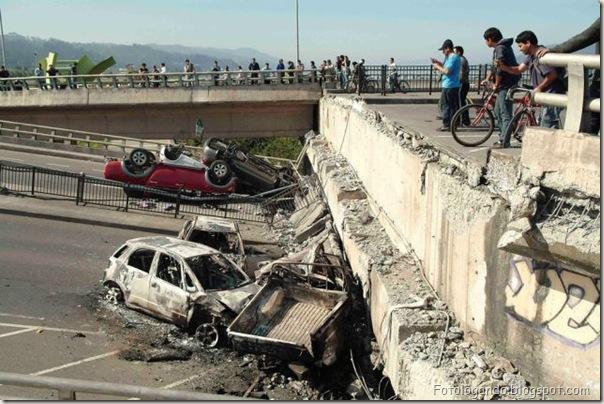 Fotos do Devastador terremoto no Chile (8)