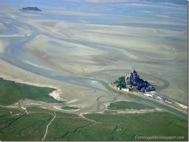 Mont Saint Michel, a cidade no meio do mar (9)