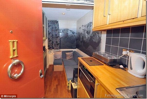 Apartamento em Londres custa mais de $ 300.000