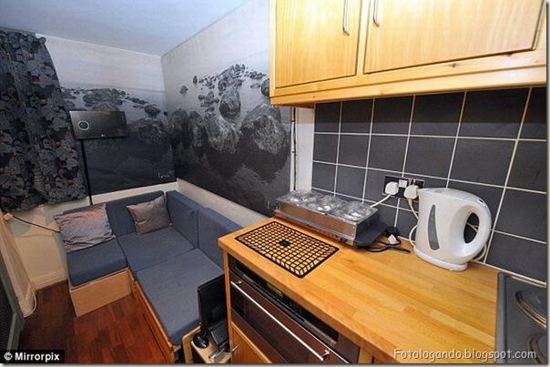 Apartamento em Londres custa mais de $ 300.000 (3)