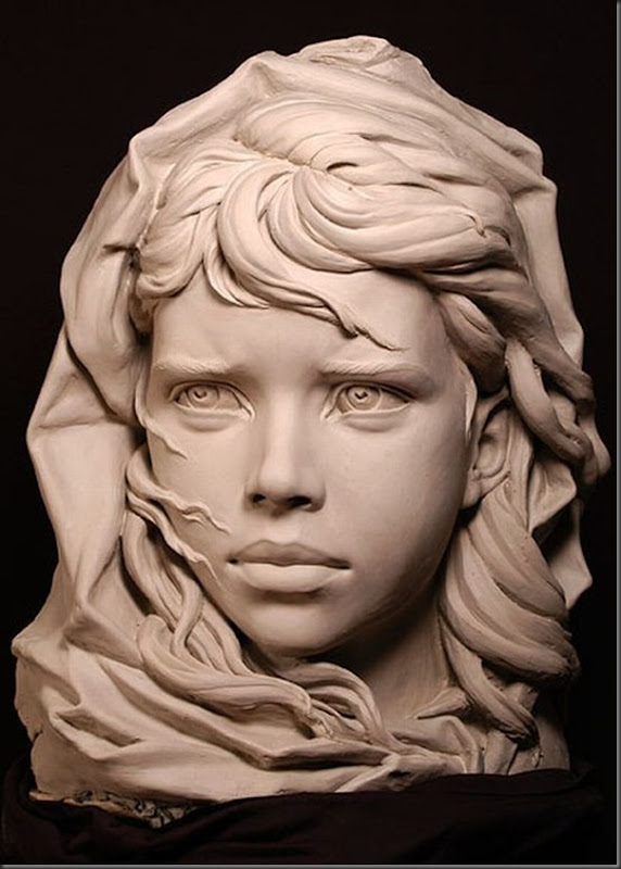 Esculturas Faciais de Philippe Faraut (12)