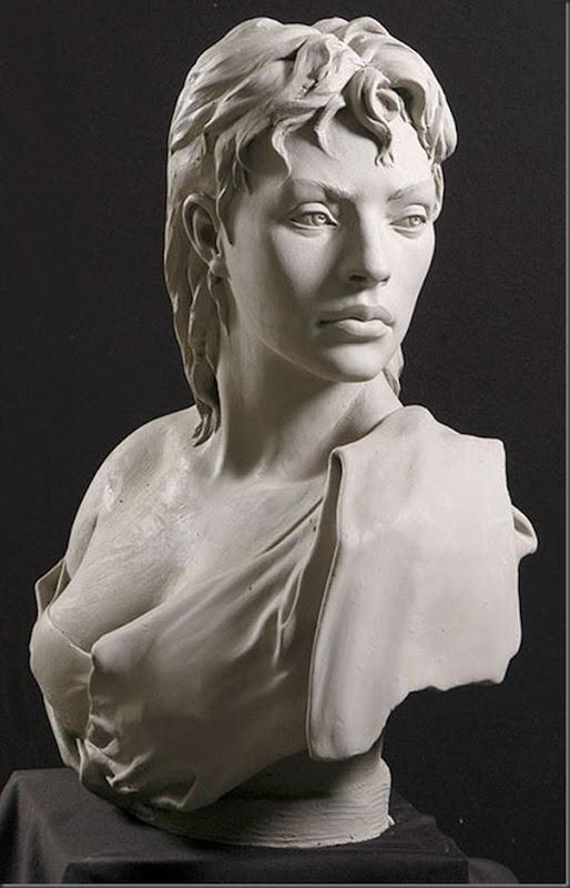 Esculturas Faciais de Philippe Faraut (9)
