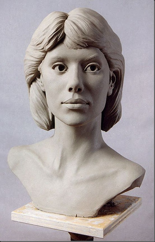 Esculturas Faciais de Philippe Faraut (6)