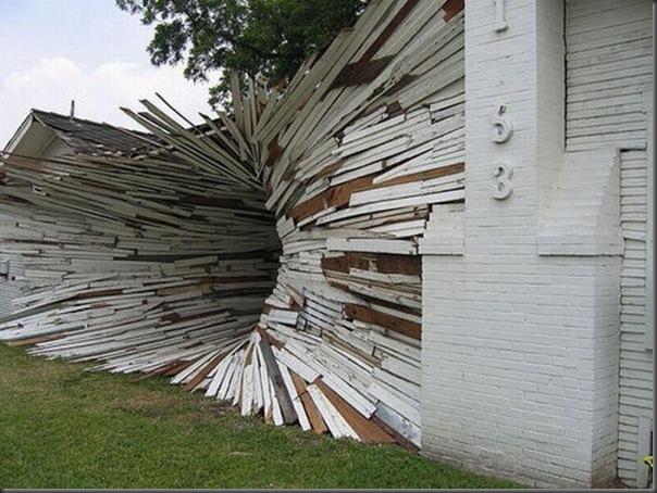 Casa em formato de túnel (1)