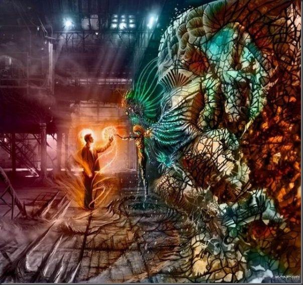 Surpreendentes imagens de ficção científica e fantasia (27)