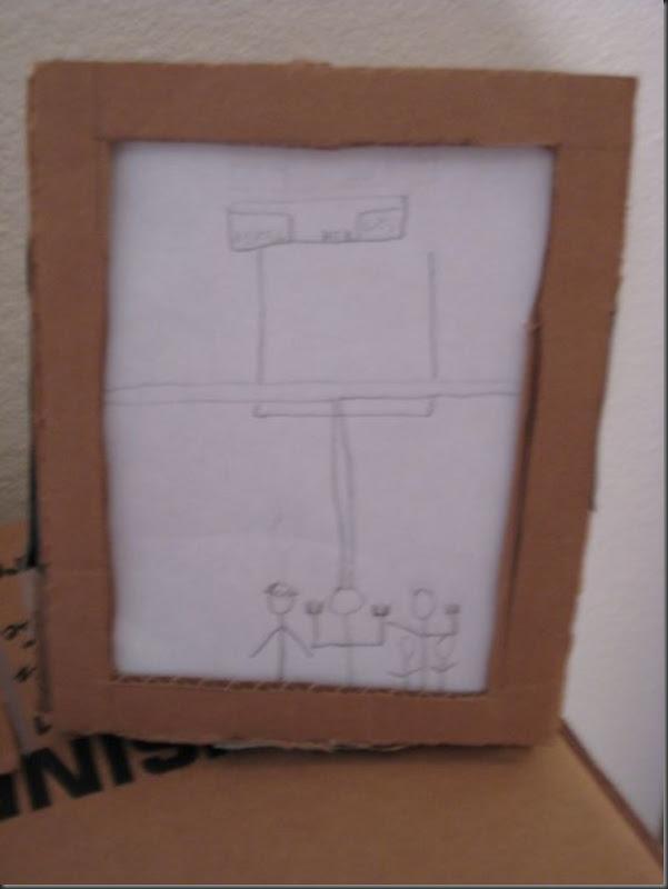 Replicas divertidas de papelão (19)