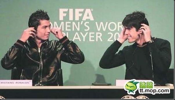 A bela amizade de Cristiano Ronaldo e Kaká (22)