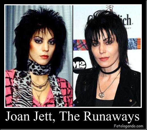 Joan Jett, The Runaways