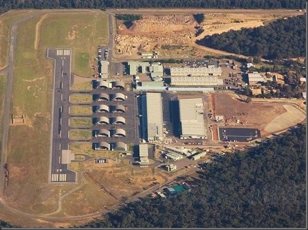 Vista aérea de pistas de aeroportos (11)