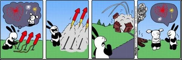 O coelho mais azarado do Mundo (3)