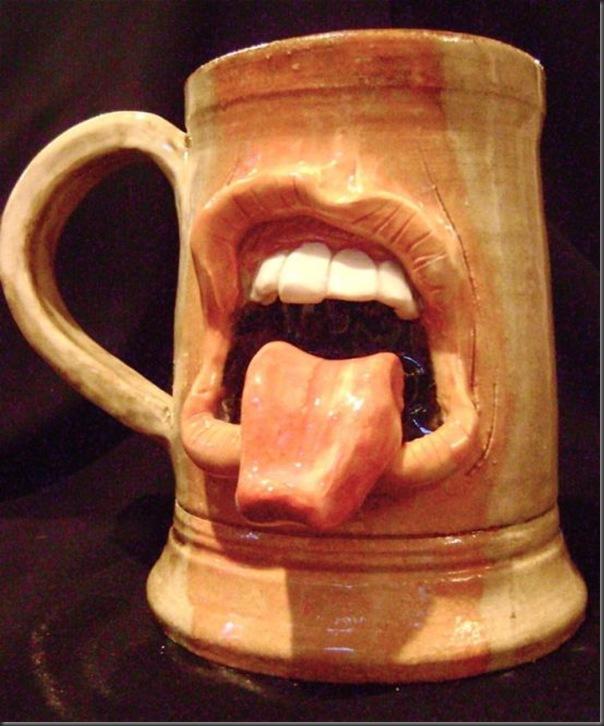 Canecas que fariam sucesso no chá do chapeleiro louco por Ron Free (22)