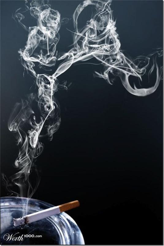 A bela arte feita com a fumaça (18)