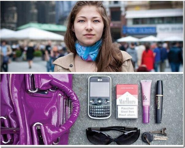 O que as pessoas carregam em suas bolsas durante o dia-a-dia (29)