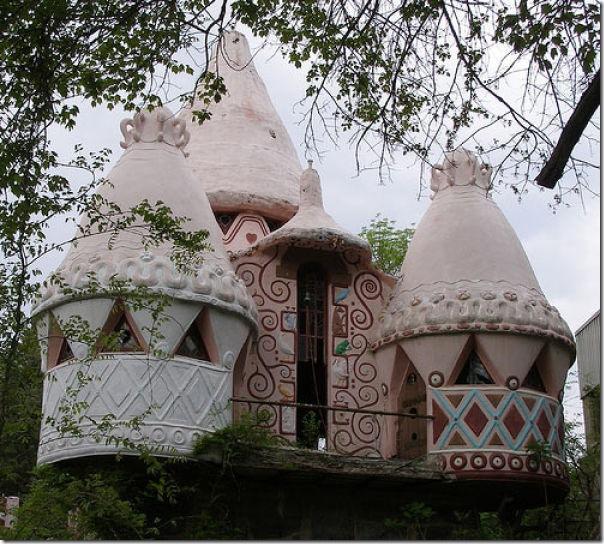 Casas que parecem ter saido de contos de fadas (20)