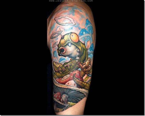 Tatuagens assustadoras por Jesse Smith (5)