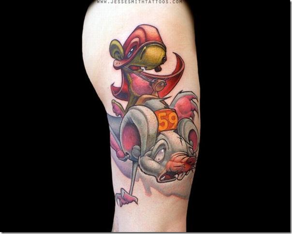 Tatuagens assustadoras por Jesse Smith (18)