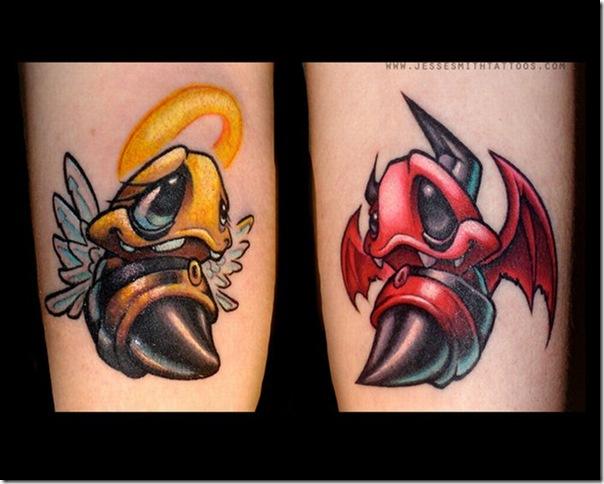 Tatuagens assustadoras por Jesse Smith (17)