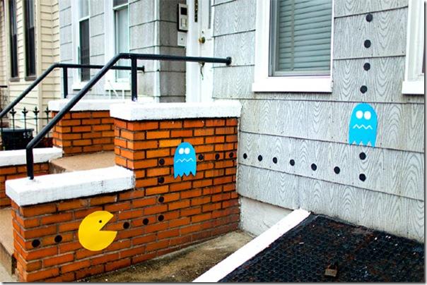 Pacman invade as ruas de Nova York (5)