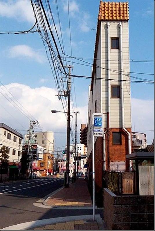Prédios japoneses finos (7)