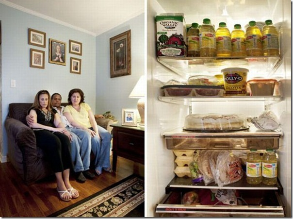 O que as pessoas tem dentro da geladeira (4)