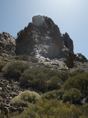 Photo of  Tenerife. Escalada. Roque del Burro.
