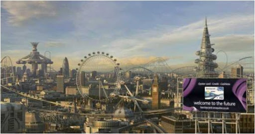 London in 30 years